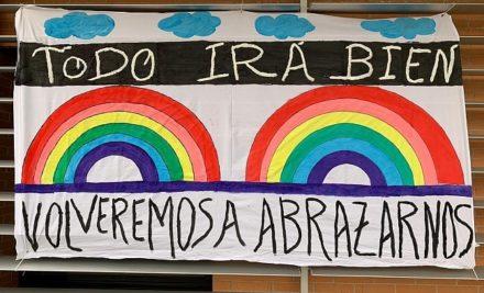 TODO IRÁ BIEN #QUEDATEENCASA